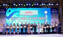 "INTERCONTINENTAL NHA TRANG RECOGNISED BY THE PRESTIGIOUS ""THE GUIDE AWARD"""